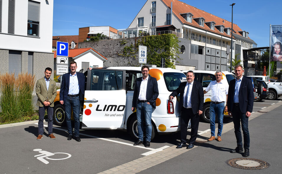 Start Limo in Lage